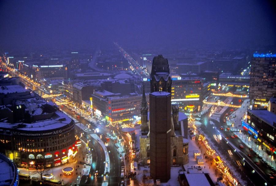 Berlin i Januar