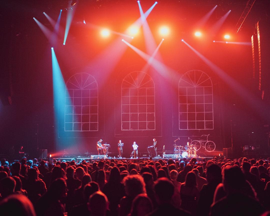George Ezra-tour